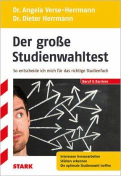 Beruf & Karriere / Der große Studienwahltest - ...