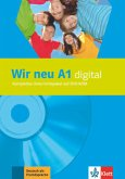 Wir neu A1 digital, 1 DVD-ROM / Wir neu - Grundkurs Deutsch für junge Lernende Bd.A1
