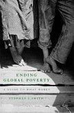 Ending Global Poverty (eBook, ePUB)