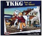 Feuer auf Gut Ribbeck! / TKKG Bd.192 (1 Audio-CD)
