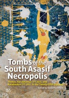 Tombs of the South Asasif Necropolis (eBook, ePUB)