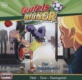 Teufelskicker - Der Doppelpass! / Teufelskicker Hörspiel Bd.56 (1 Audio-CD)