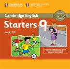 Starters 9, 1 Audio CD