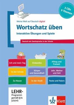 Wortschatz üben: Interaktive Übungen und Spiele...