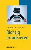 Richtig priorisieren (eBook, PDF)