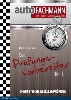Der Prüfungsvorbereiter Teil 1 - Riehl, Hans-Jürgen