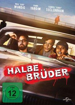 Halbe Brüder - Paul Würdig,Fahri Yardim,Tedros Teclebrhan