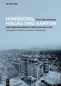 Hongkong, Macau und Kanton