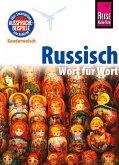 Russisch - Wort für Wort: Kauderwelsch-Sprachführer von Reise Know-How (eBook, ePUB)