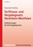 Tariftreue- und Vergabegesetz Nordrhein-Westfalen (eBook, ePUB)