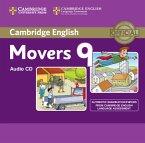 Movers 9, 1 Audio CD