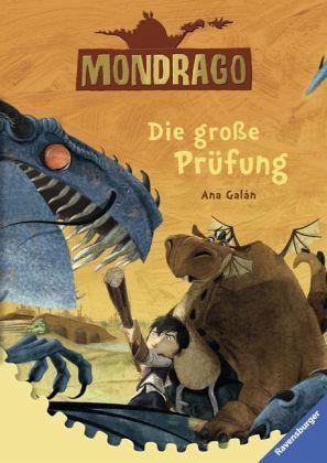 Buch-Reihe Mondrago von Ana Galán