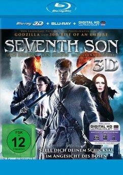 Vorschaubild von Seventh Son (Blu-ray 3D, + Blu-ray 2D)