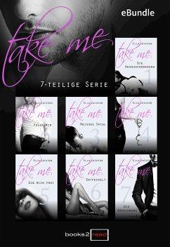 Take Me - 7-teilige Serie (eBook, ePUB)