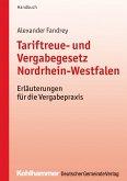 Tariftreue- und Vergabegesetz Nordrhein-Westfalen (eBook, PDF)