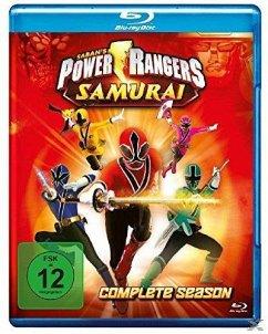 Power Rangers Samurai - Complete Season (3 Discs)