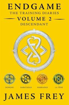 Descendant (Endgame: The Training Diaries, Book 2)