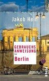 Gebrauchsanweisung für Berlin (eBook, ePUB)
