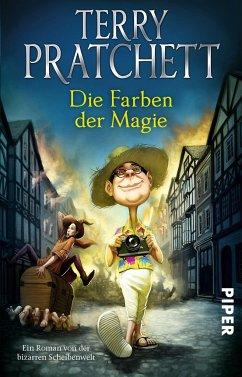 Die Farben der Magie / Scheibenwelt Bd.1 - Pratchett, Terry