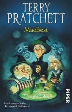 MacBest / Scheibenwelt Bd.6 - Pratchett, Terry