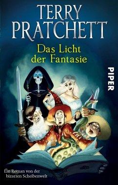 Das Licht der Fantasie / Scheibenwelt Bd.2 - Pratchett, Terry