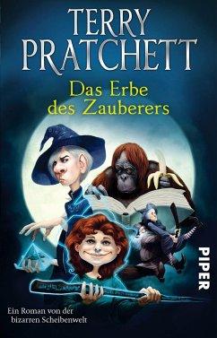 Das Erbe des Zauberers / Scheibenwelt Bd.3 - Pratchett, Terry