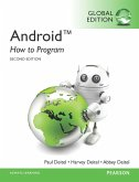 Android: How to Program PDF eBook, Global Edition (eBook, PDF)