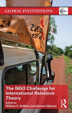 The NGO Challenge for International Relations Theory (eBook, ePUB)