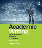Academic Writing for International Students of Business (eBook, PDF)