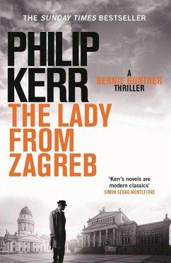 The Lady From Zagreb (eBook, ePUB) - Kerr, Philip