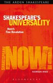 Shakespeare's Universality: Here's Fine Revolution (eBook, ePUB)