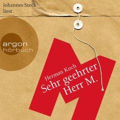Sehr geehrter Herr M. (MP3-Download) - Koch, Herman
