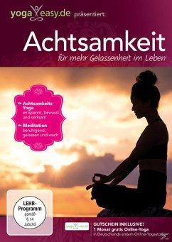 YogaEasy.de - Achtsamkeit für mehr Gelassenheit im Leben - Trökes,Anna,Freitagveronika,Kloss,Kathleen/+