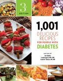1,001 Delicious Recipes for People with Diabetes (eBook, ePUB)