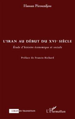Liran au debut du xvie siEcle - etude dhistoire economique