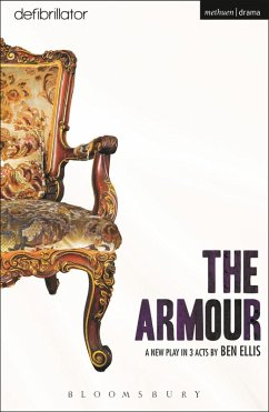The Armour (eBook, PDF) - Ellis, Ben