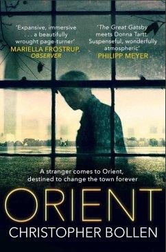 Orient (eBook, ePUB) - Bollen, Christopher