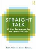 Straight Talk (eBook, PDF)
