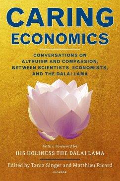 Caring Economics (eBook, ePUB) - Singer, Tania; Ricard, Matthieu