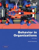 Behavior in Organizations:Global Edition (eBook, PDF)