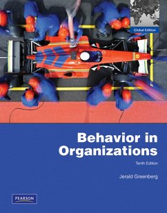 Behavior in Organizations:Global Edition (eBook, PDF) - Greenberg, Jerald