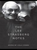The Lee Strasberg Notes (eBook, PDF)