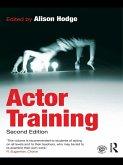 Actor Training (eBook, PDF)