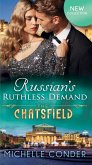 Russian's Ruthless Demand (The Chatsfield, Book 14) (eBook, ePUB)