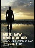 Men, Law and Gender (eBook, ePUB)