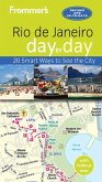 Frommer's Rio de Janeiro day by day (eBook, ePUB)