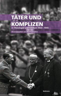 Täter und Komplizen in Theologie und Kirchen 1933-1945 (eBook, PDF)