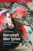Herrschaft über Syrien (eBook, ePUB)
