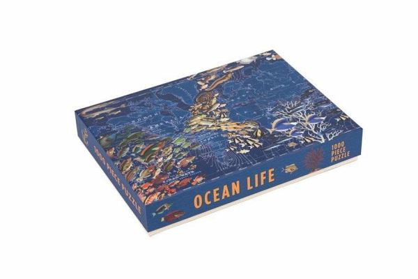 Wendy gold ocean life 1000 piece puzzle bei bcher immer portofrei wendy gold ocean life 1000 piece puzzle gumiabroncs Images