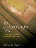 EU Competition Law (eBook, PDF)